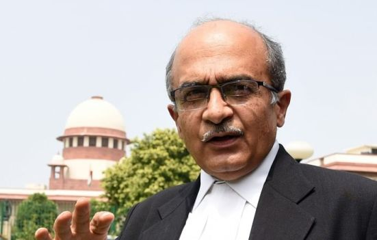Contempt Case Against Prashant Bhushan LAW INSIDER IN