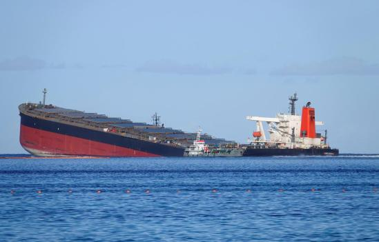 Mauritius Oil spill tragedy
